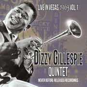 Live In Vegas 1963 Vol 1 , Dizzy Gillespie