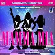 Karaoke: Mamma Mia Accompaniment , Various Artists