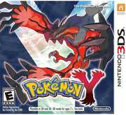 Pokémon Y for Nintendo 3DS