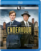 Endeavour Series 3 (Masterpiece Mystery) , Shaun Evans
