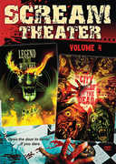 Vol. 4-Legend of the Witches /  City of the Dead , Christopher Lee
