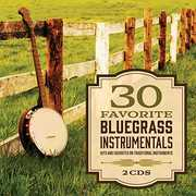 30 Favorite Bluegrass Instrumentals (Various Artists) , Various Artists