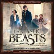 Fantastic Beast And Where To Find Them (Original Soundtrack) , James Newton Howard