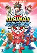 Digimon Fusion: Season 1: Volume 1