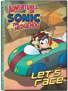 Adventures of Sonic the Hedgehog: Let's Race , Sonic