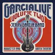 Garcialive, Vol. 2: August 5Th 1990 Greek Theater , Jerry Garcia