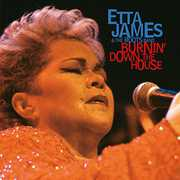 Burnin' Down the House [Import] , Etta James & the Roots Band