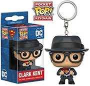 FUNKO POP! KEYCHAIN: DC Comics - Clark Kent