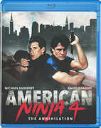 American Ninja 4: The Annihilation , Michael Dudikoff