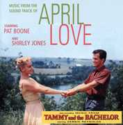 Boone/ Jones : April Love (With Songs from Tammy the Bachelor) , Pat Boone