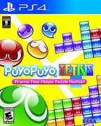 Puyo Puyo Tetris for PlayStation 4
