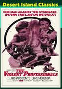 The Violent Professionals , Steffan Zaccharias