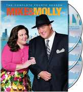 Mike & Molly: The Complete Fourth Season , Melissa McCarthy