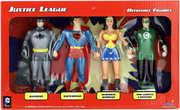 Justice League 4-Piece Bendable Figure Boxed Set