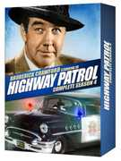 Highway Patrol: The Complete Season Four , Broderick Crawford