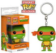 FUNKO POCKET POP! KEYCHAIN: Teenage Mutant Ninja Turtles - Michaelangelo