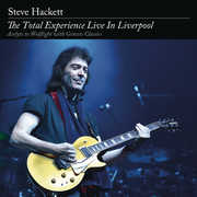 The Total Experience Live In Liverpool , Steve Hackett
