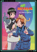 Hetalia - World Series: The Complete Series - Anime Classics , Todd Haberkorn