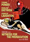 Witness for the Prosecution , Tyrone Power