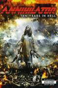 Ten Years in Hell , Annihilator