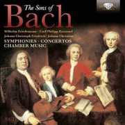 Sons of Bach: Symphonies Concertos Chamber Music , John Bullard