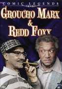 Comic Legends: Groucho Marx & Redd Foxx , Groucho Marx