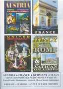 Austria - France - United Germany & Rome