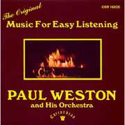 Original Music for Easy Listening , Paul Weston & His Orchestra