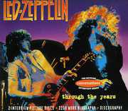 Through the Years-Interviews Biography , Led Zeppelin