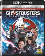 Ghostbusters , Melissa McCarthy