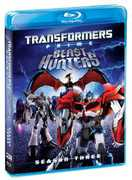 Transformers Prime: Season Three , Peter Cullen