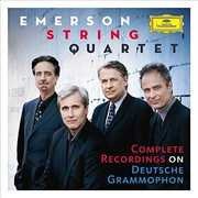Complete Recordings on Deutsche Grammophon , Emerson String Quartet