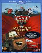 Cars Toon: Mater's Tall Tales [WS] [Blu-Ray/ DVD Combo Pack] [O-Sleeve] , Larry the Cable Guy