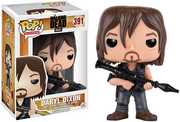 FUNKO POP! Television: The Walking Dead - Daryl Rocket Launcher