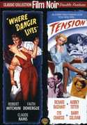 Where Danger Lives & Tension , Robert Mitchum