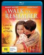 Walk to Remember (Blu Ray) [Import]