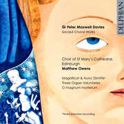 Sacred Choral Works , Choir of St. Mary's Episcopal Cathedral