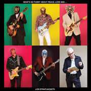 What's So Funny About Peace Love & Los Straitjacks , Los StraitJackets