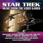 Star Trek: Music from the Video Games , Dominik Hauser