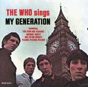 Who Sings My Generation , The Who