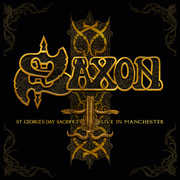 St Georges Day Sacrifice: Live in Manchester , Saxon