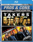 Armored/ Takers , Columbus Short