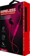 COBY CEBT406RED BLUETOOTH SPORT EARBUDS RED