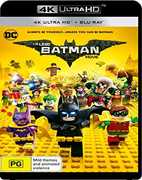 Lego Batman Movie [Import]