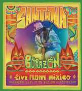 Corazon: Live from Mexico - Live It to Believe It , Santana