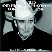 For the Last Time , Bob Wills