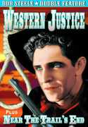 Western Justice /  Near the Trail's End , Bob Steele