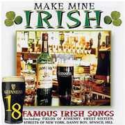 Make Mine Irish /  Various [Import] , Various Artists