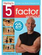 Harley's 5-Factor Workout , Harley Pasternak