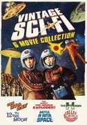 Vintage Sci-Fi Movies - 6 Movie Pack , Martha Stewart